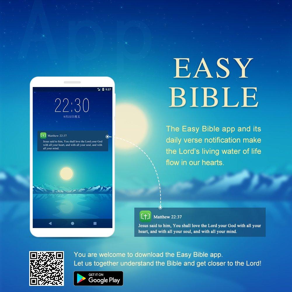easy bible easybibleapp twitter