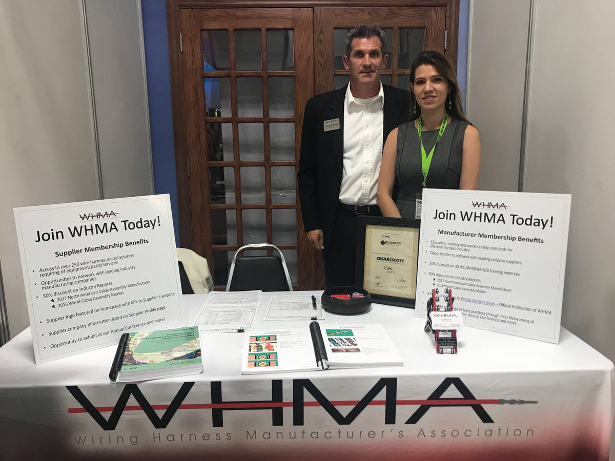 Wire Harness Mexico Trusted Wiring Diagram Training Wiringharnessassoc On Twitter Whma A620 Is Exhibiting At Expomro Building