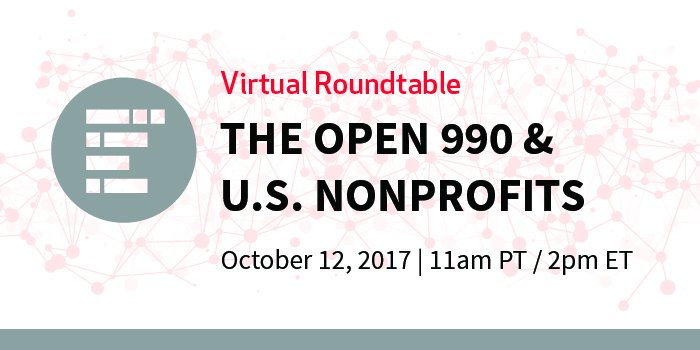 test Twitter Media - Today at 11AM PT: Join @p2173 @bethnoveck @DBBorenstein @NevilleVak & Cinthia Schuman to talk #Open990 https://t.co/JjW1jXj57O #nonprofits https://t.co/kLWbpSrZ3z
