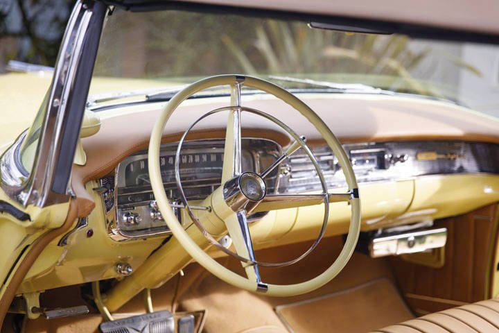 Timeless. Take the wheel of this 1956 Cadillac. #TBT  #cadillac #sales #cardealership #shoreline #washington #seattle #dougscadillac<br>http://pic.twitter.com/AXcJDrcRgZ