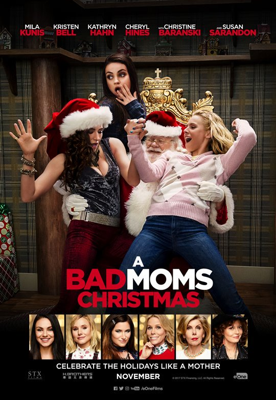 Enter to #win Advance Passes to see #ABadMomsChristmas!  https://t.co/aIhuRAUaFK https://t.co/pNrKFwzwDH