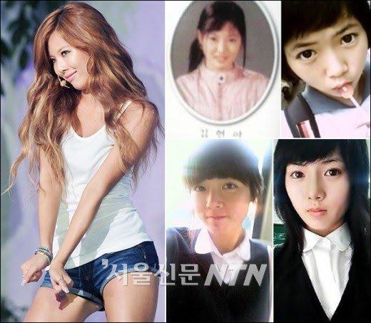 😁#Felizdiadascriancas #Hyuna #Jiyoon #Ga...