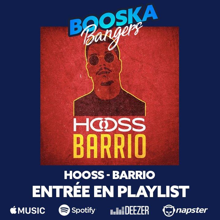 #BARRIO de @Hooss fait son entrée dans la Booska'Bangers !  http:// smarturl.it/booska-bangers    pic.twitter.com/z8OiBBCMYz