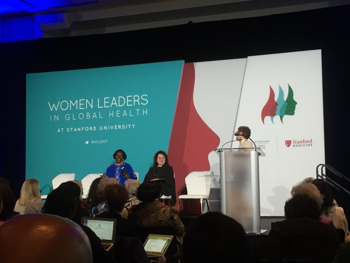 """Agnes Binagwaho, Rwanda, """"be ready to fire back"""" on sexual harassment in leadership roles. #WLGH17 <br>http://pic.twitter.com/BExrCNROdT"""