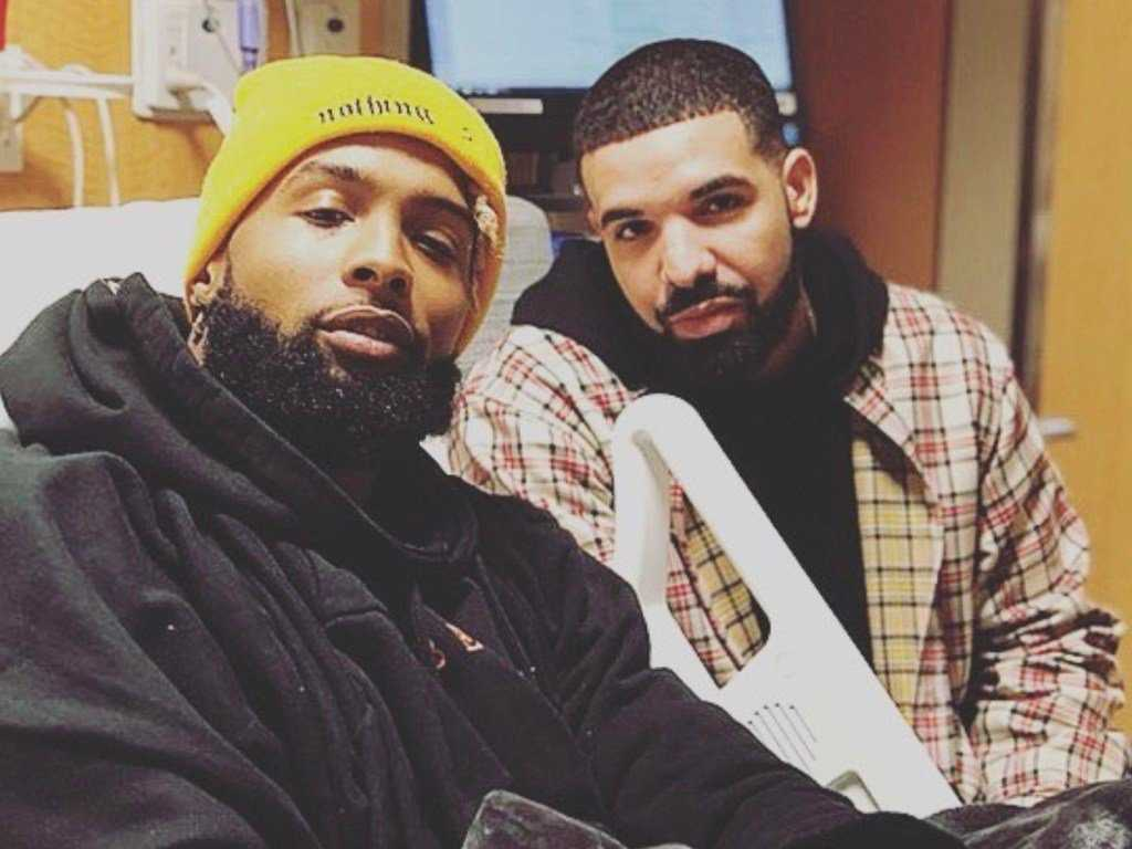 ICYMI: Report: Drake Stayed Overnight at the Hospital For Odell Beckham's Surgery https://t.co/R0yc34fSYf  … https://t.co/tIsOLgvwZZ