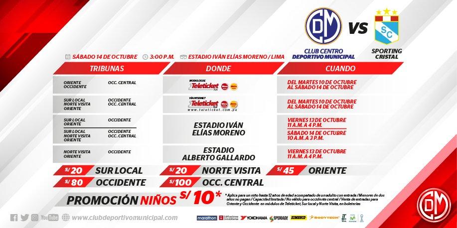 Deportivo Municipal On Twitter Copamovistar2017