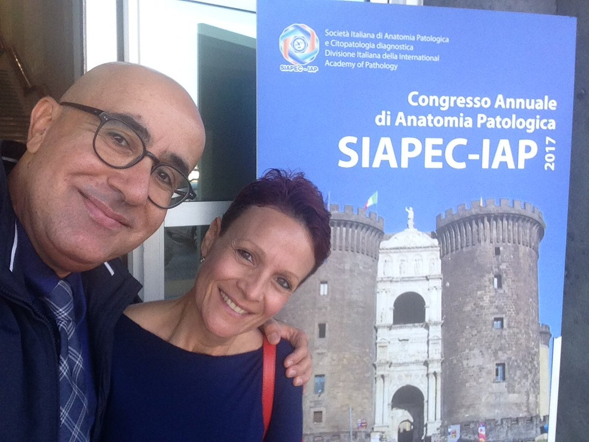 #pathologists ready to 3 days #SIAPEC-IAP17 National Italian Pathologist congress at #napoli<br>http://pic.twitter.com/Uva9nQVnHo