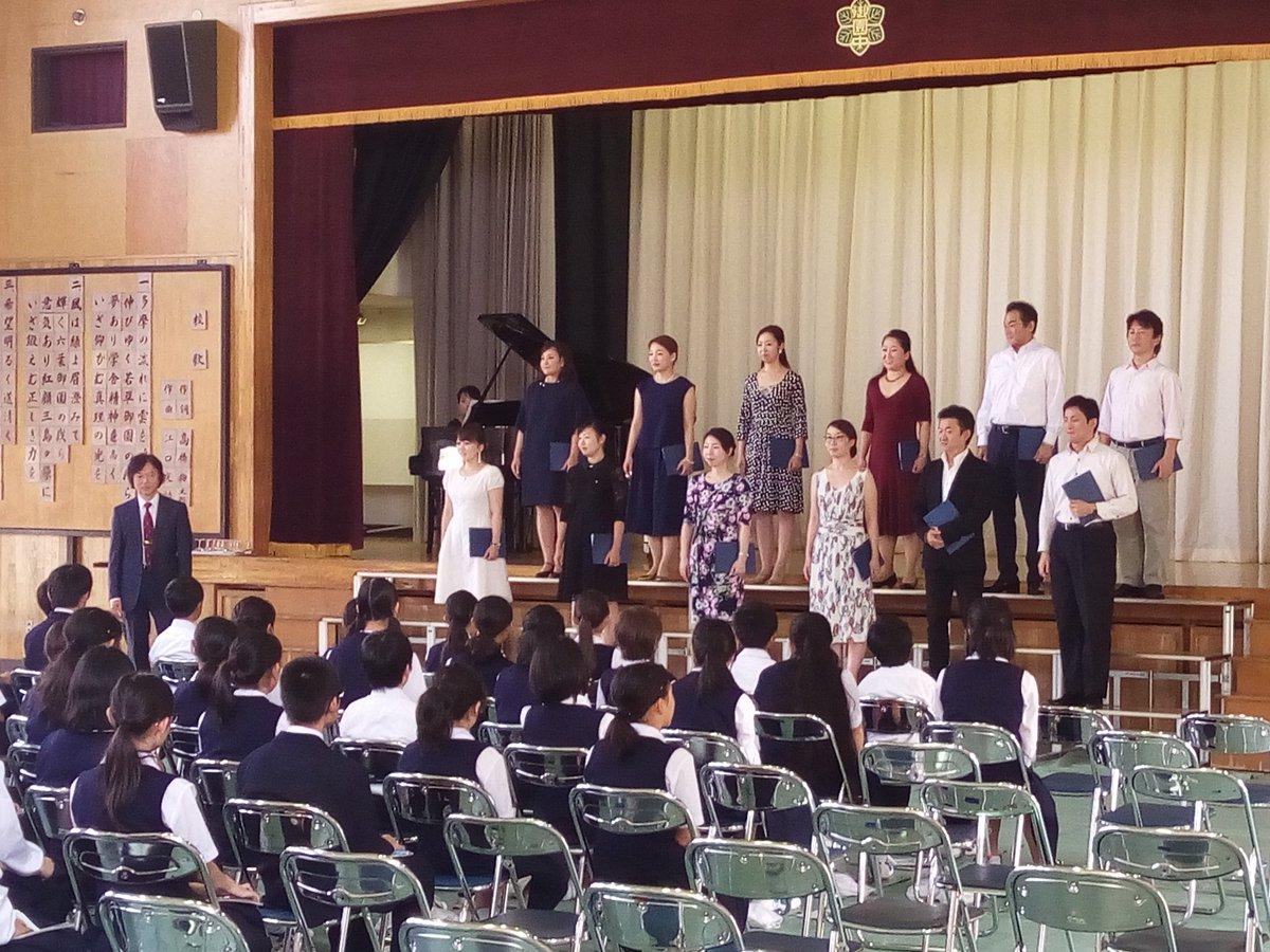 2017年10月 合唱体験