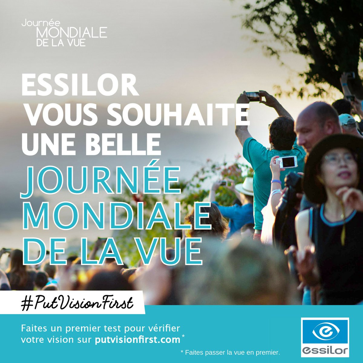 2c890099ae Essilor France on Twitter: