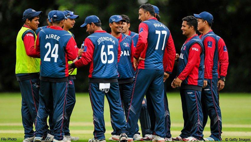 नेपाल र हङकङबीचको खेल वर्षाका कारण रद्द, नेपाल डिभिजन २ मा घटुवा