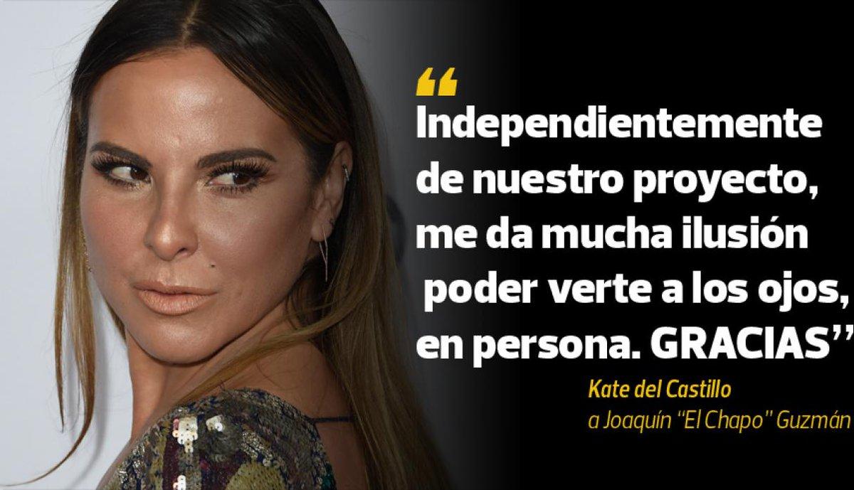 Twitter Kate del Castillo