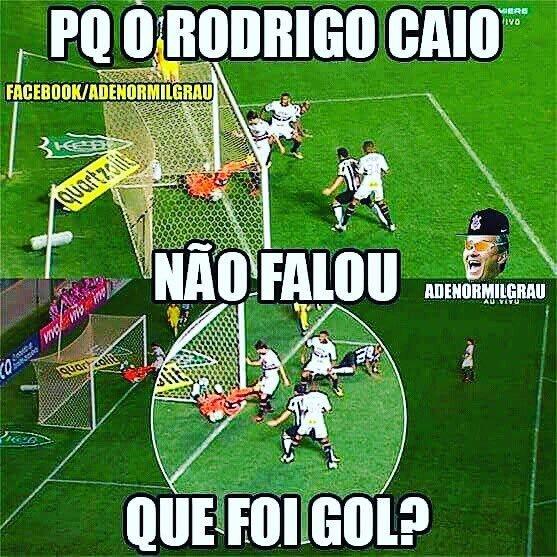 Galo operado e Rodrigo Caio não aplicou sua lei! Por quê?? https://t.c...