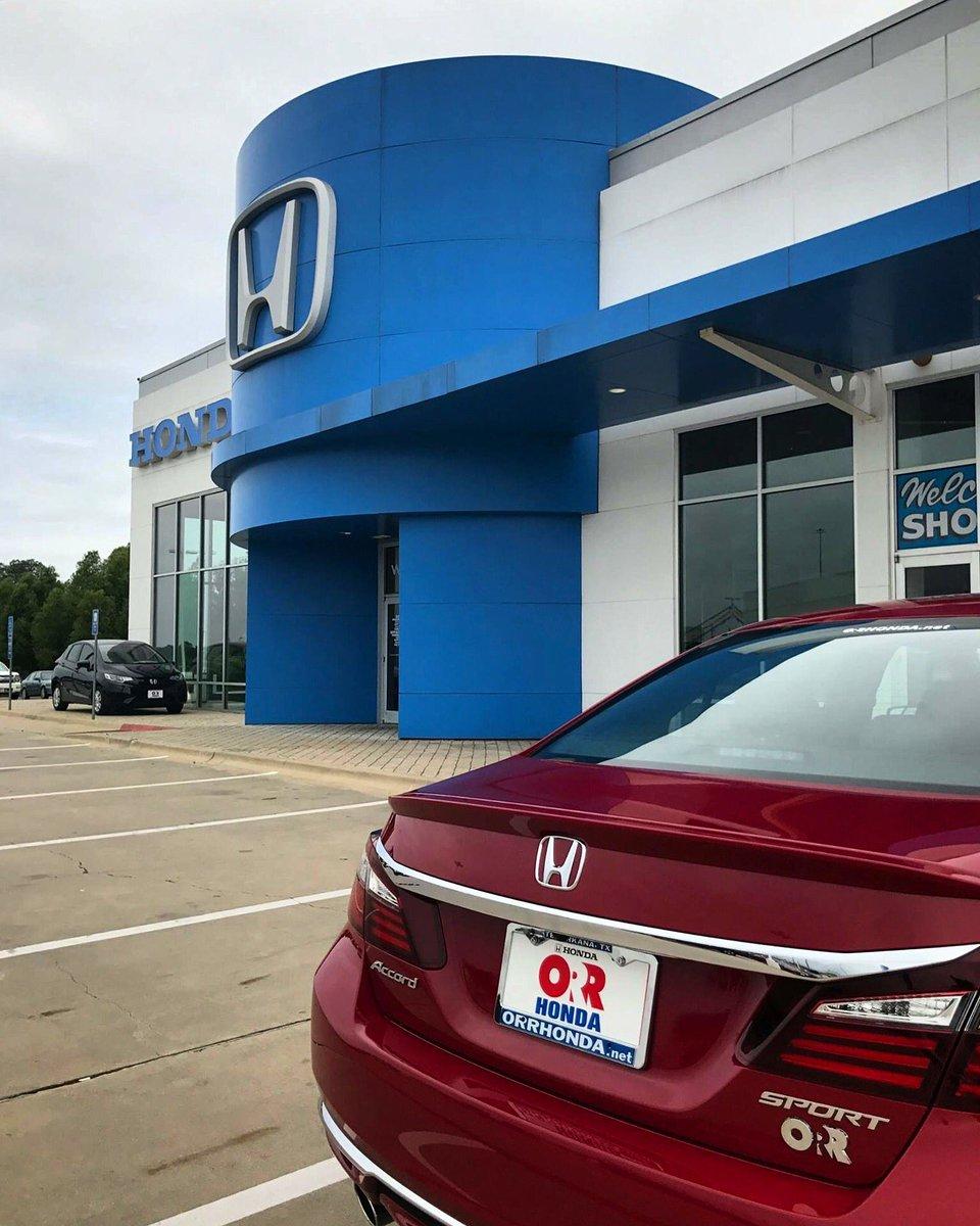 #Texarkana, Visit Your Local South Central Honda Dealers, Orr Honda Of  Texarkana And Drive Off In Your New @Honda. #Texas #Arkansaspic.twitter.com/  ...