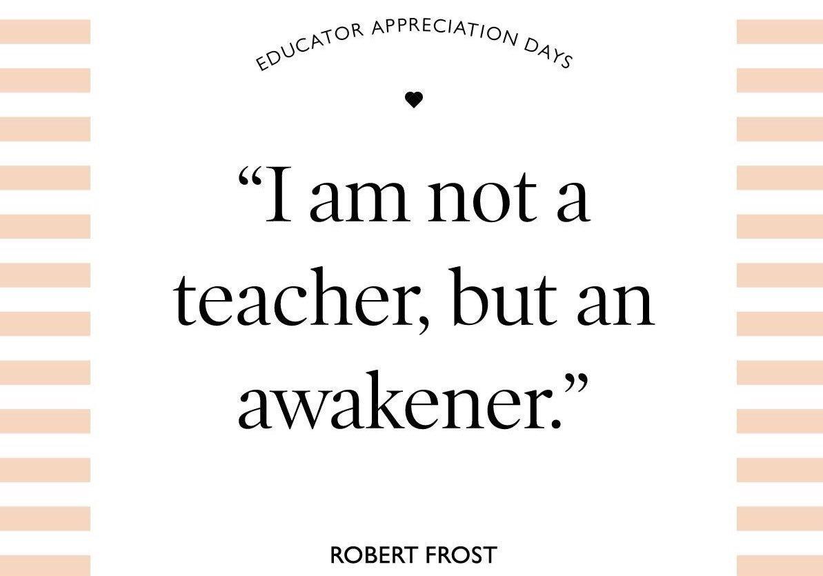 Oct. 7-15th is Educator Appreciation Week Homeschoolers of PreK-12 save 25% off your shopping #teachers #principals #educator #thankyou<br>http://pic.twitter.com/fEgk5JD9me