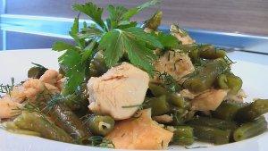 Рецепты зеленой фасоль