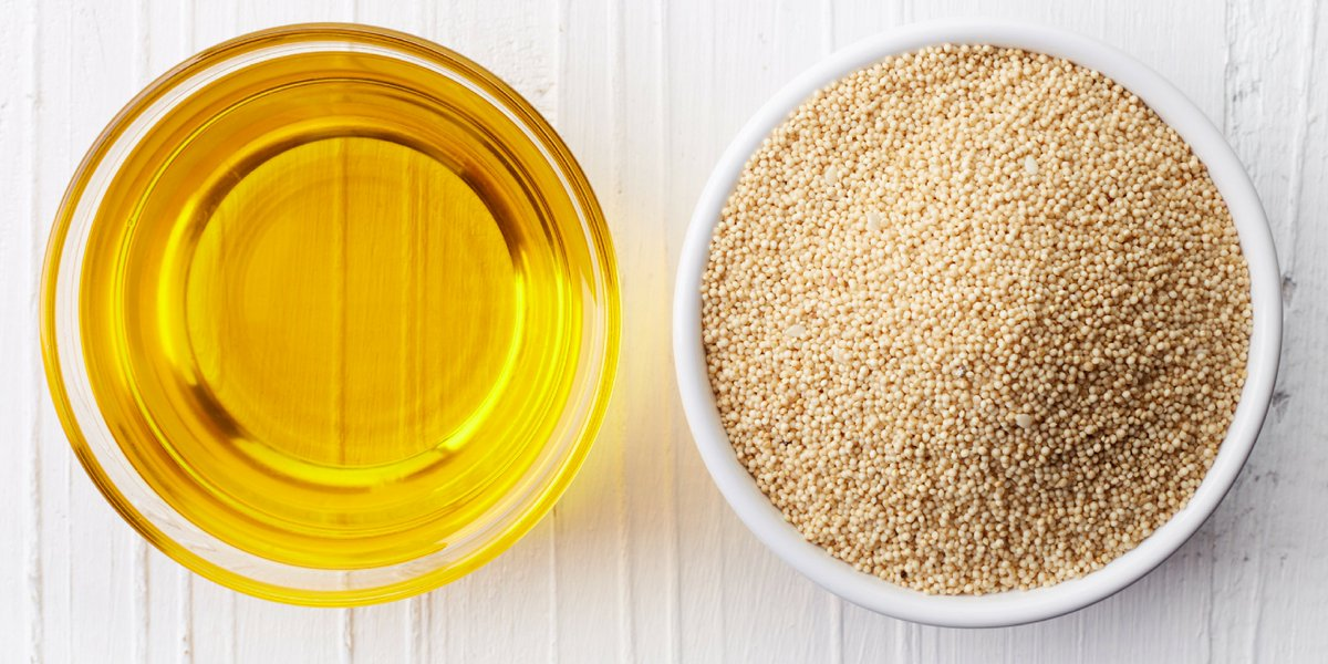 The Top 10 Benefits of Amaranth Oil: htt...