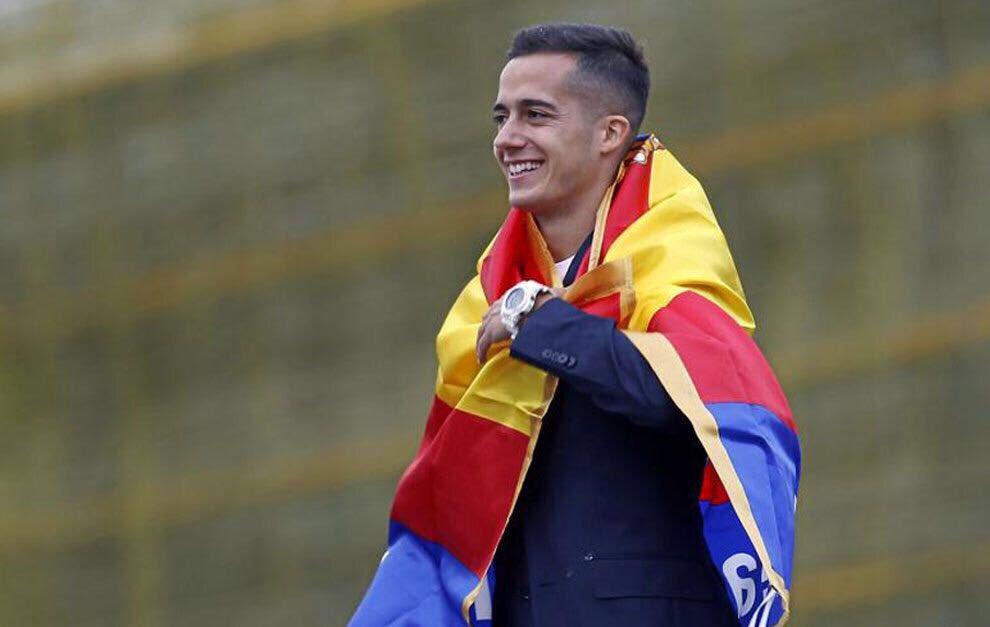 Orgulloso de ser español. Hoy y todos lo...