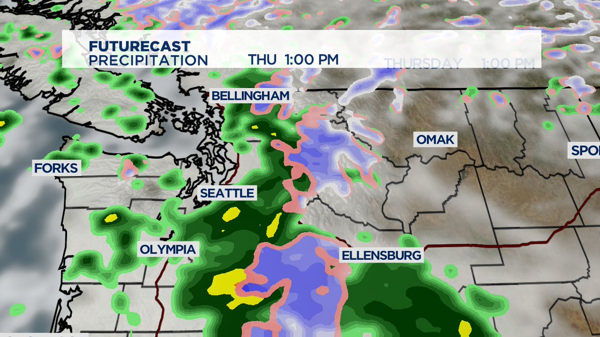 Katie boer on twitter showers already firing back up this am katie boer on twitter showers already firing back up this am seattle could see 14 12 of rain look for showers grab a jacket out the door q13fox gumiabroncs Images