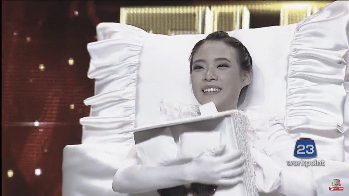 อิมเมจ จริงๆ จำเสียงได้ #หน้ากากเตียงนอน...