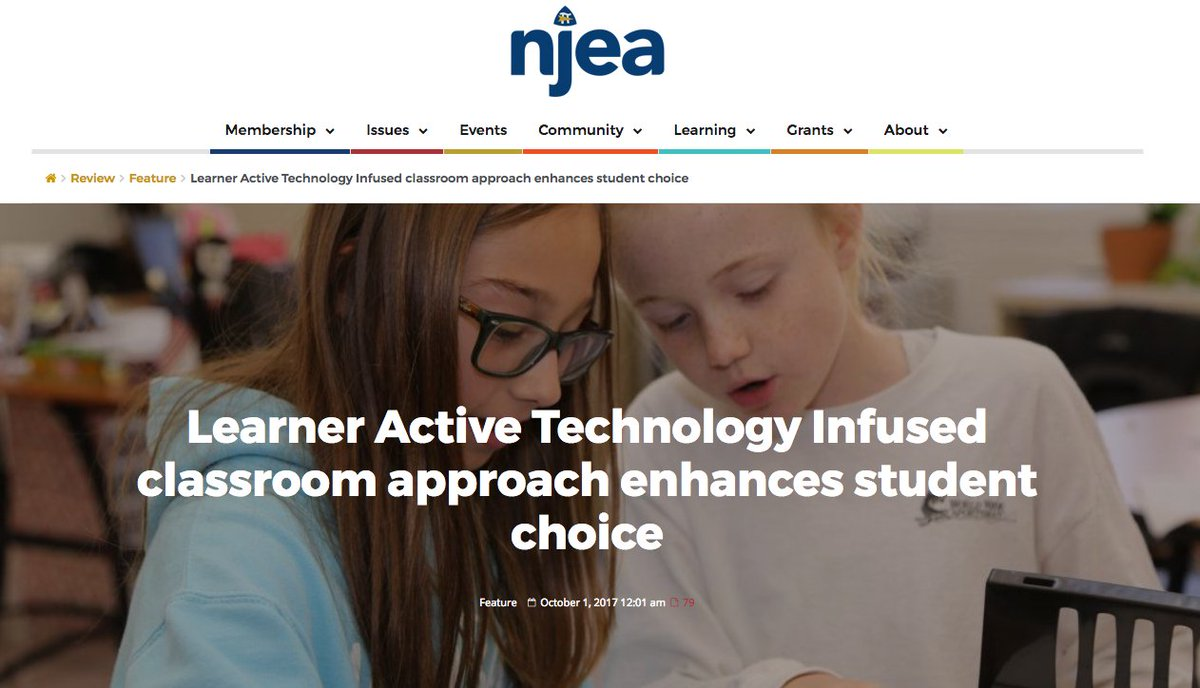 Nancy sulla on twitter congrats to bobbie sobel for her great congrats to bobbie sobel for her great latic article published in the nj educ assoc mag ccuart Image collections