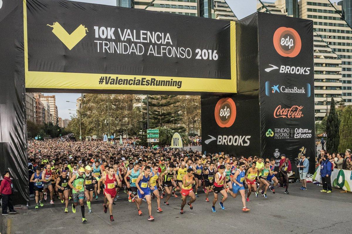 Media maraton valencia clasificacion