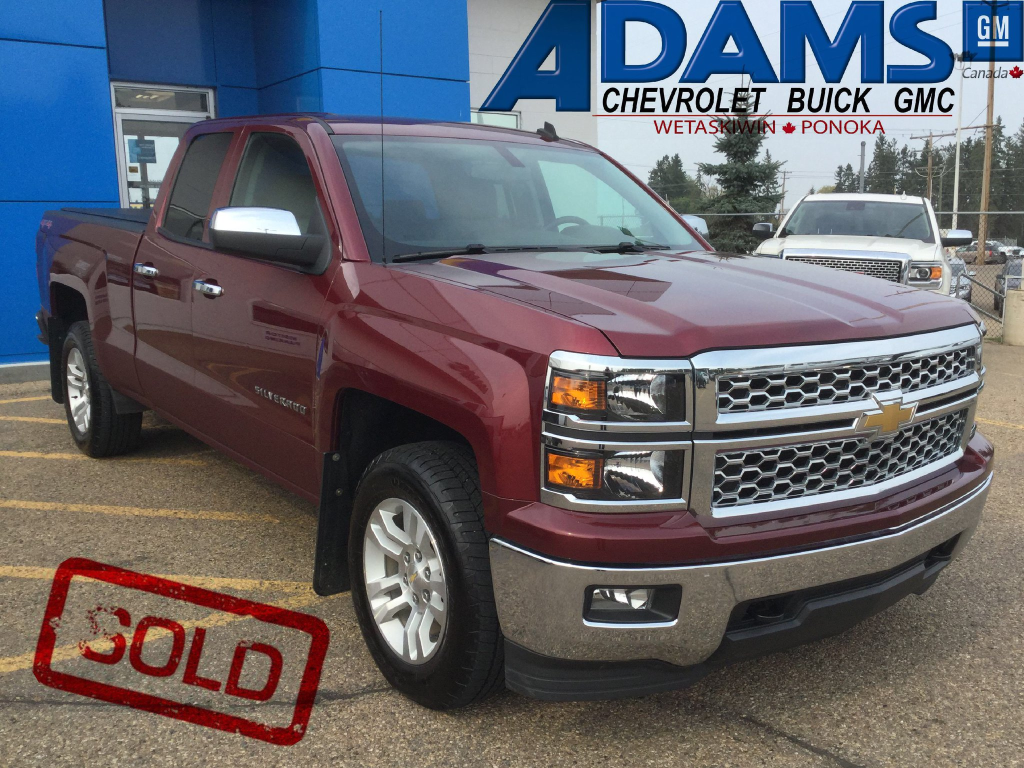 "Adams Chevrolet on Twitter: ""Congratulations and thank-you Mr Maeda for your business! The 2014 Chevrolet Silverado will serve you well!"