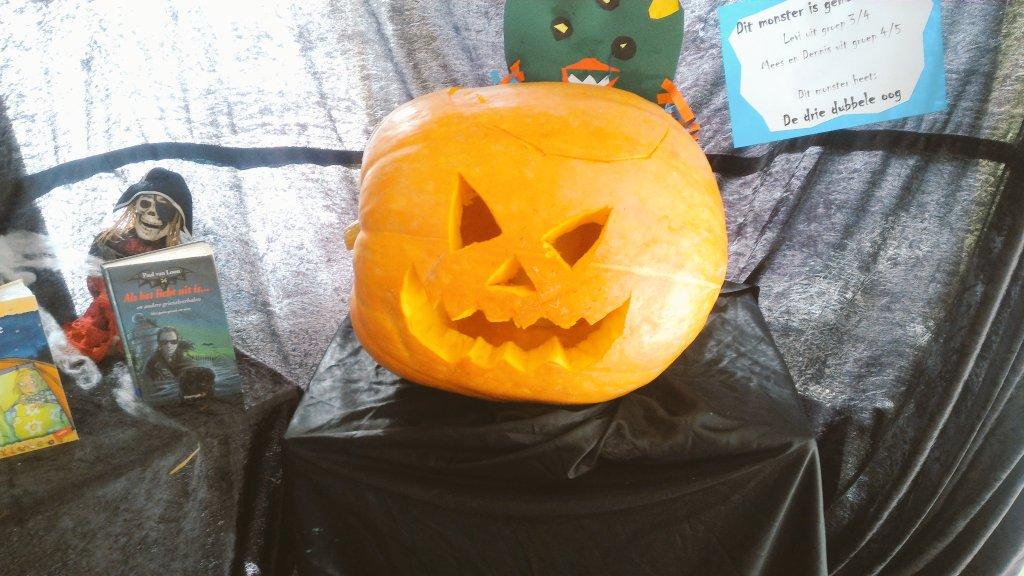 Wat Zeg Je Met Halloween.Rkbs De Vlieberg On Twitter Vandaag Hebben De Jongste