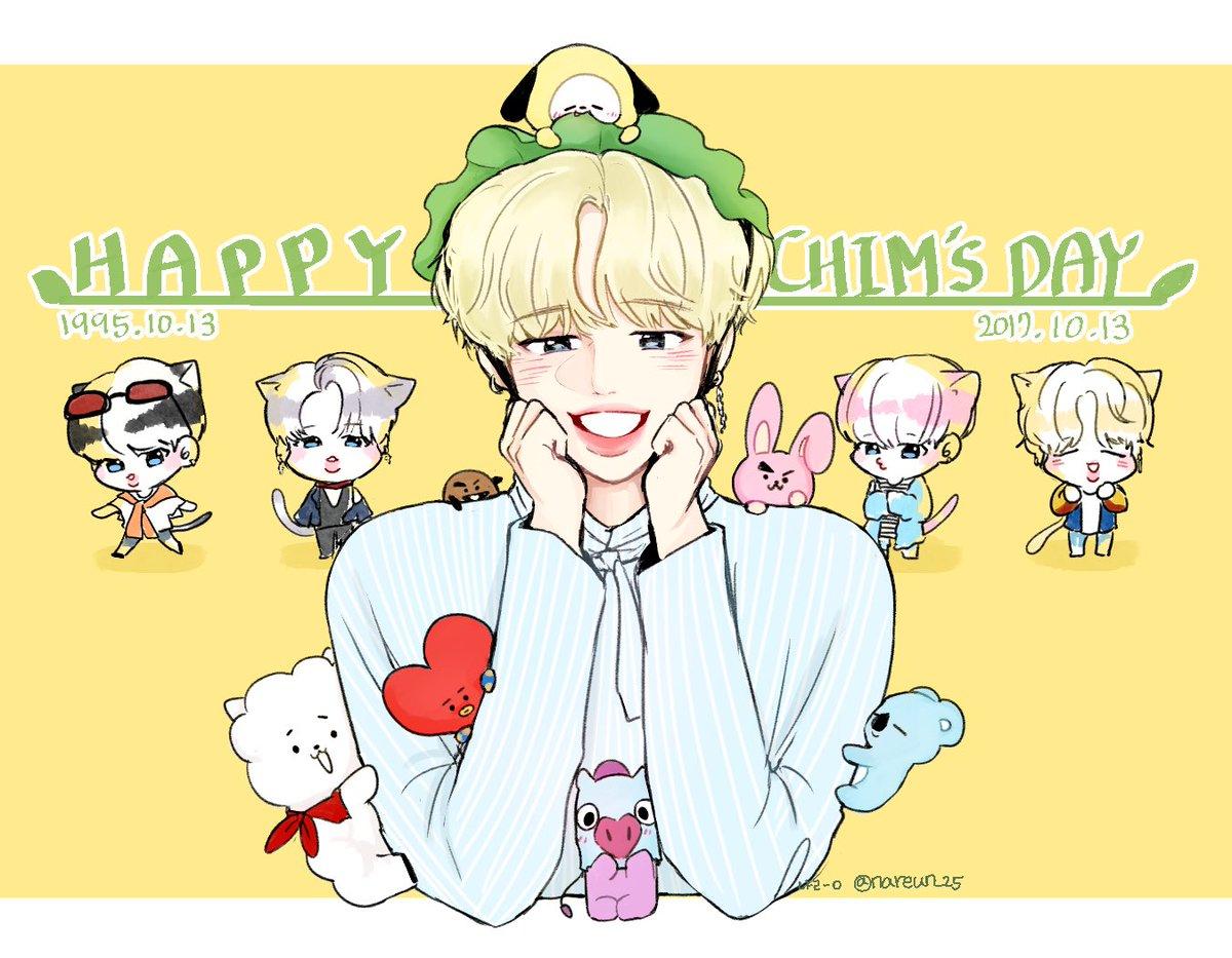 💛우리 망개떡 지민! 생일 축하해요 💛  #HappyJiminDay  #...