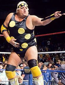 Happy Birthday to The American Dream Dusty Rhodes!!