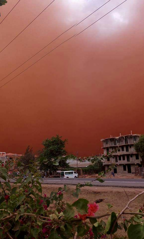 DL8nxHZW0AEo2mj - Happening now: Everywhere Is Turning Red in Kenya (See Pictures)