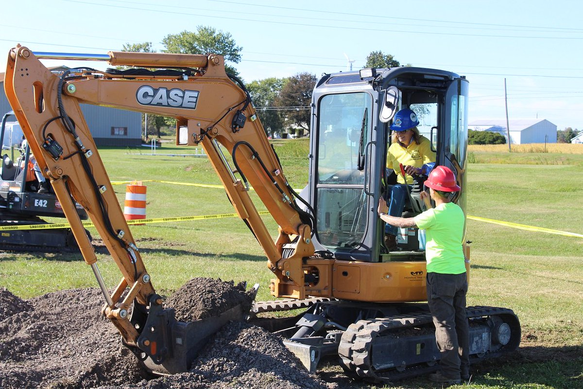 Sen. Helming takes part in Finger Lakes Works event
