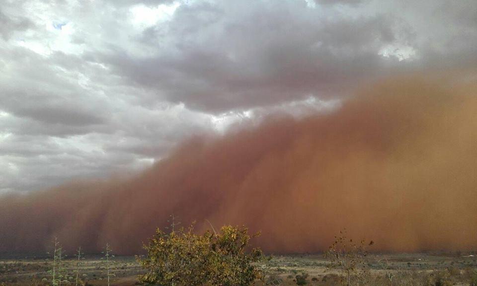 Image result for Duststorm over Nairobi