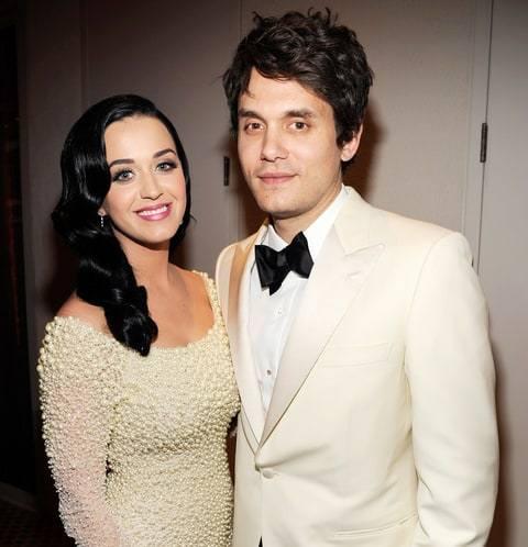 Katy Perry Wishes John Mayer s Dad a Happy Birthday:Photo