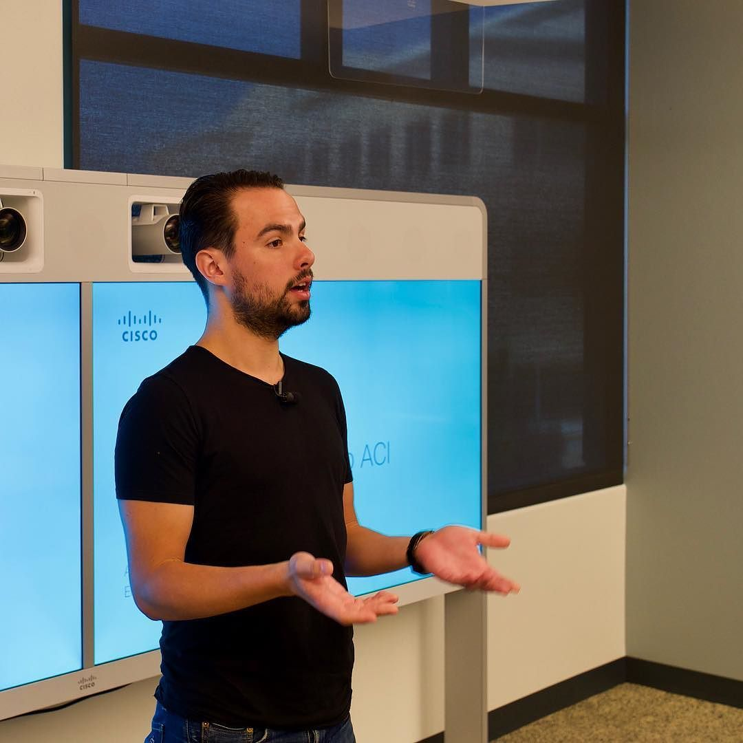 We&#39;ve got the videos from @Cisco&#39;s Tech Field Day presentation. Get up to speed on ACI and IOS XR! #TFD15  http:// bit.ly/2xNJADB  &nbsp;  <br>http://pic.twitter.com/aSfahm8lNS