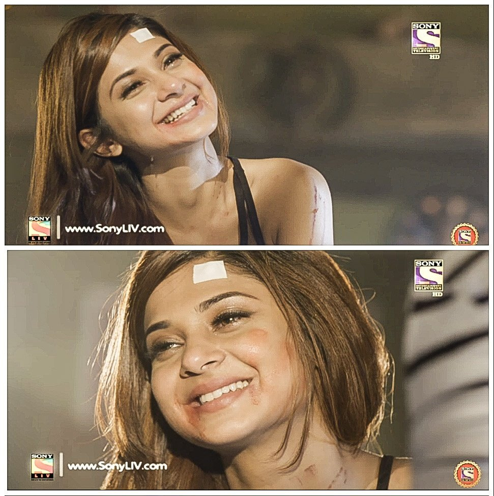 She has been through hell, so believe me when I say, fear her when she looks into a fire and smiles  #Maya @jenwinget   #Beyhadh<br>http://pic.twitter.com/86N4O4ZdDP