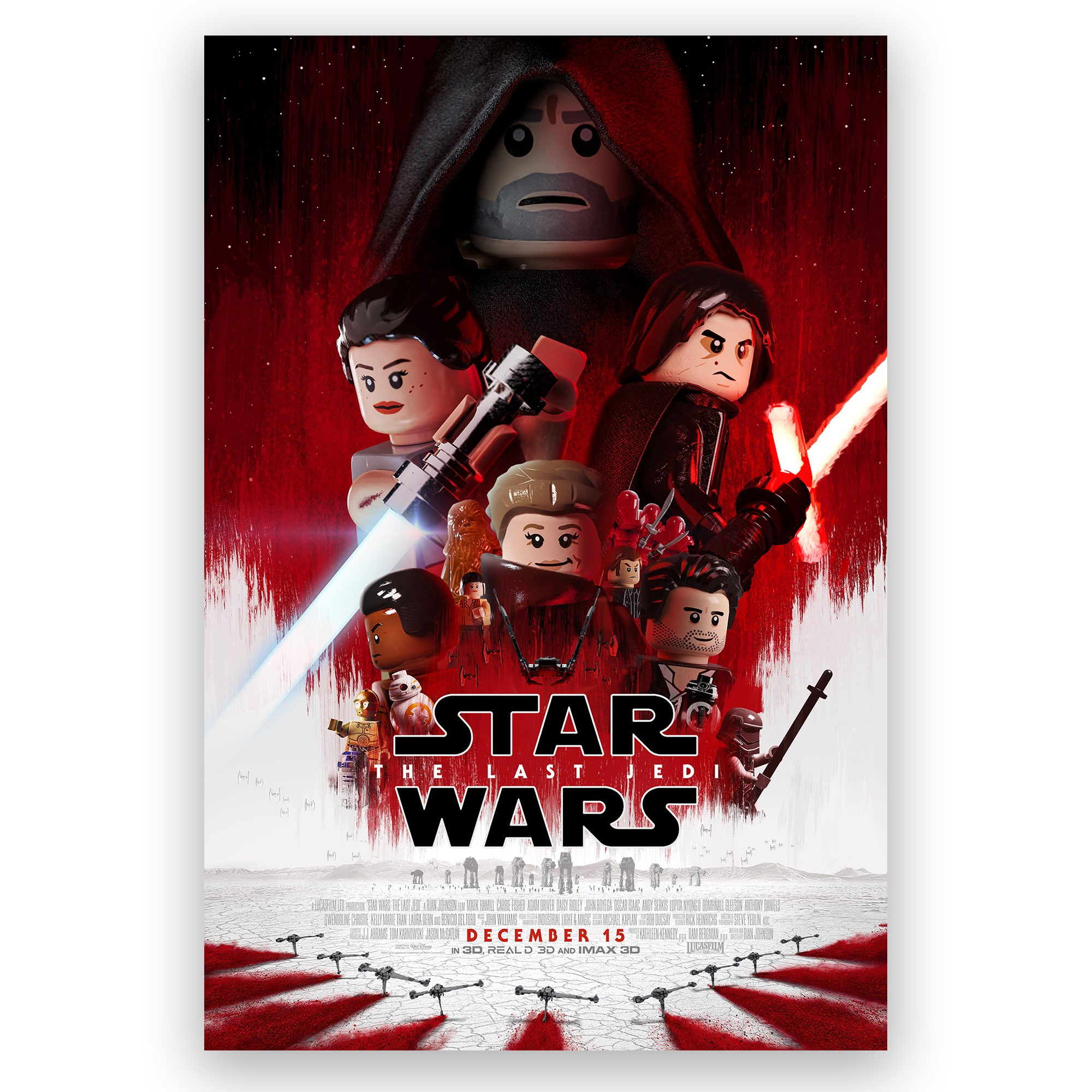 """LEGO On Twitter: """"We Fell In Love With The New Star Wars"""