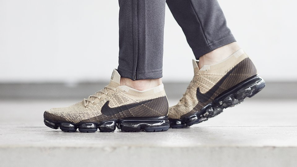 a0c0202c353 out now the newest form of air the nike air vapormax flyknit khaki  anthracite cop