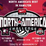 #OUA MVB | It's the @NCAA champs vs. the OUA champs! Get your tickets now to see North America's best in Hamilton!  https://t.co/hYphhVoGy9