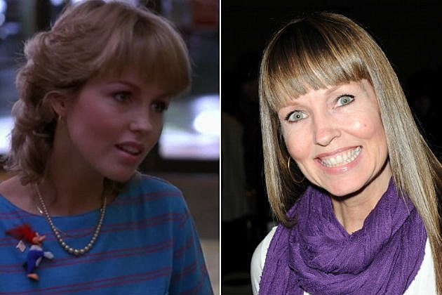 A very Happy Birthday to Deborah Foreman!