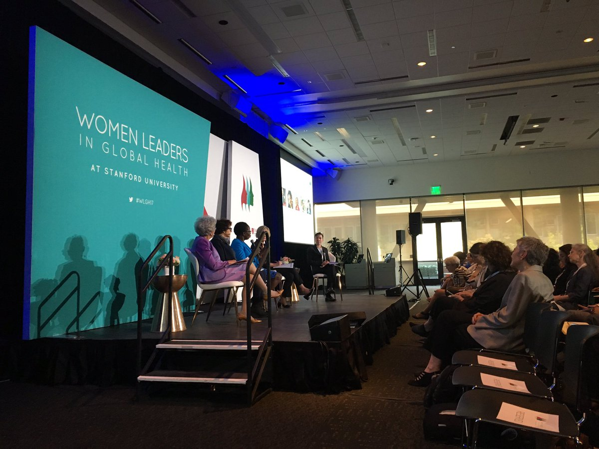 &quot;In Uganda, 30% of med school students are women. Many things pull them down along the way: they are strong ones&quot; Mayanja-Kizza #WLGH17 <br>http://pic.twitter.com/AghOSYhjca