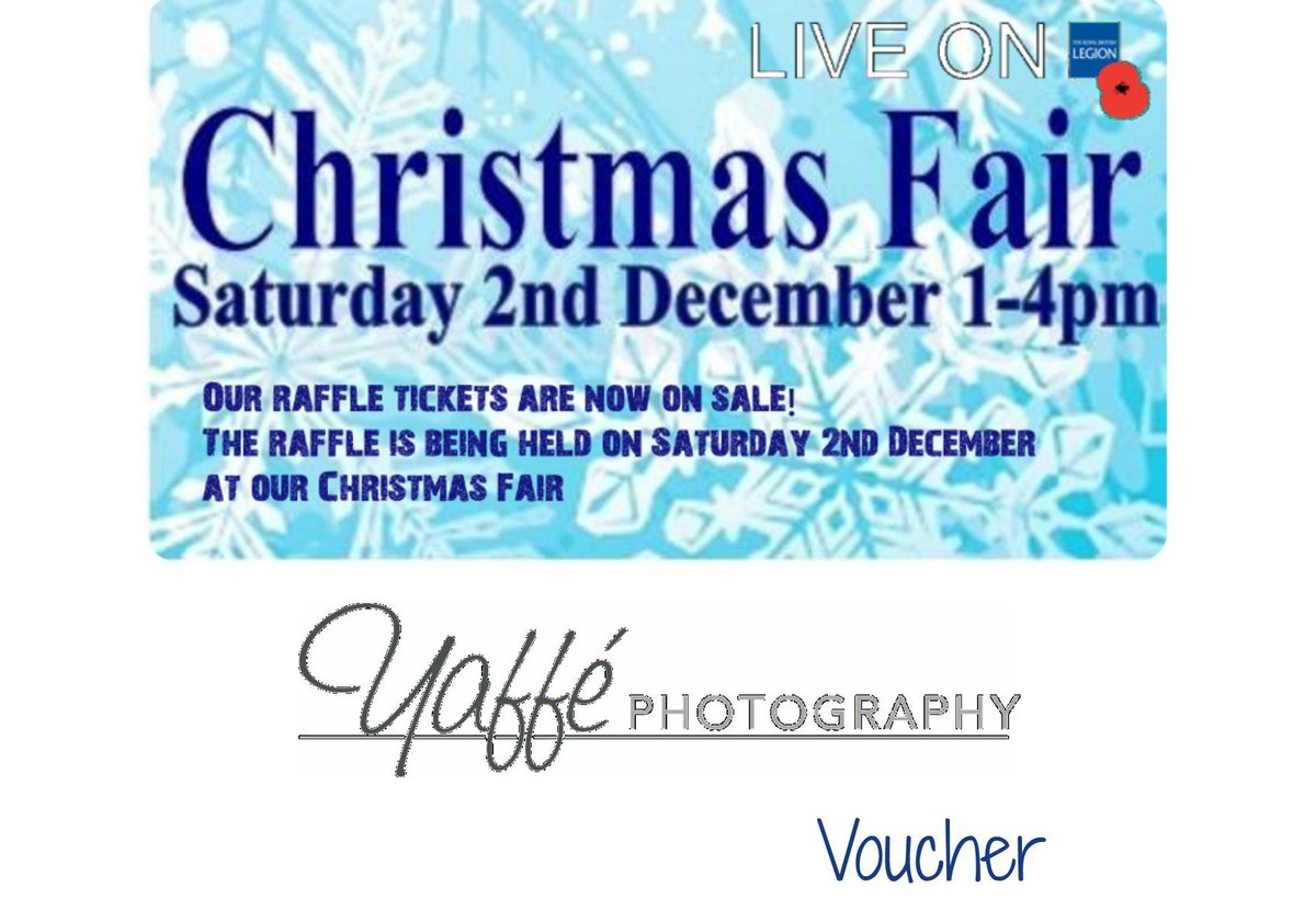 Tickets on sale now, raffle being held at our Christmas Fair Saturday 2nd December 1-4pm Thank you to @YaffePhoto  #fundraiser #bynghouse <br>http://pic.twitter.com/IMkebhCdjm