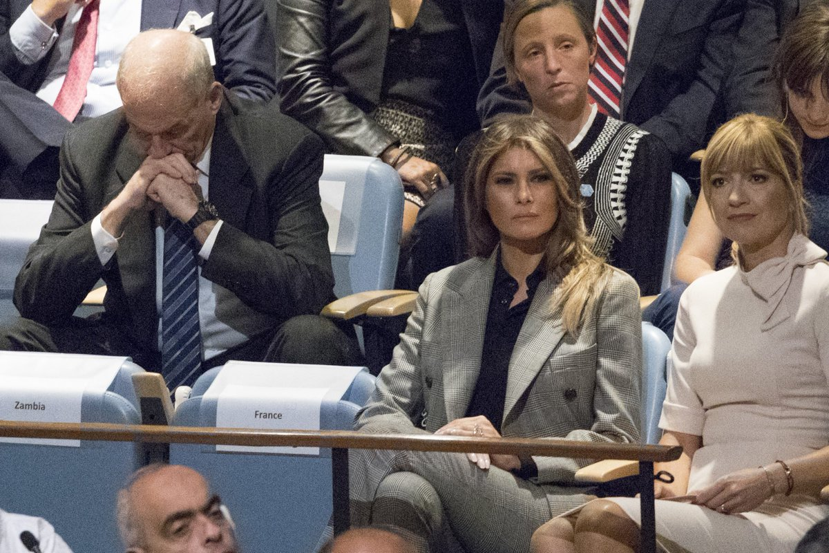 Twitter users poke fun at John Kelly, reposting former photos of exasperated Trump chief of staff