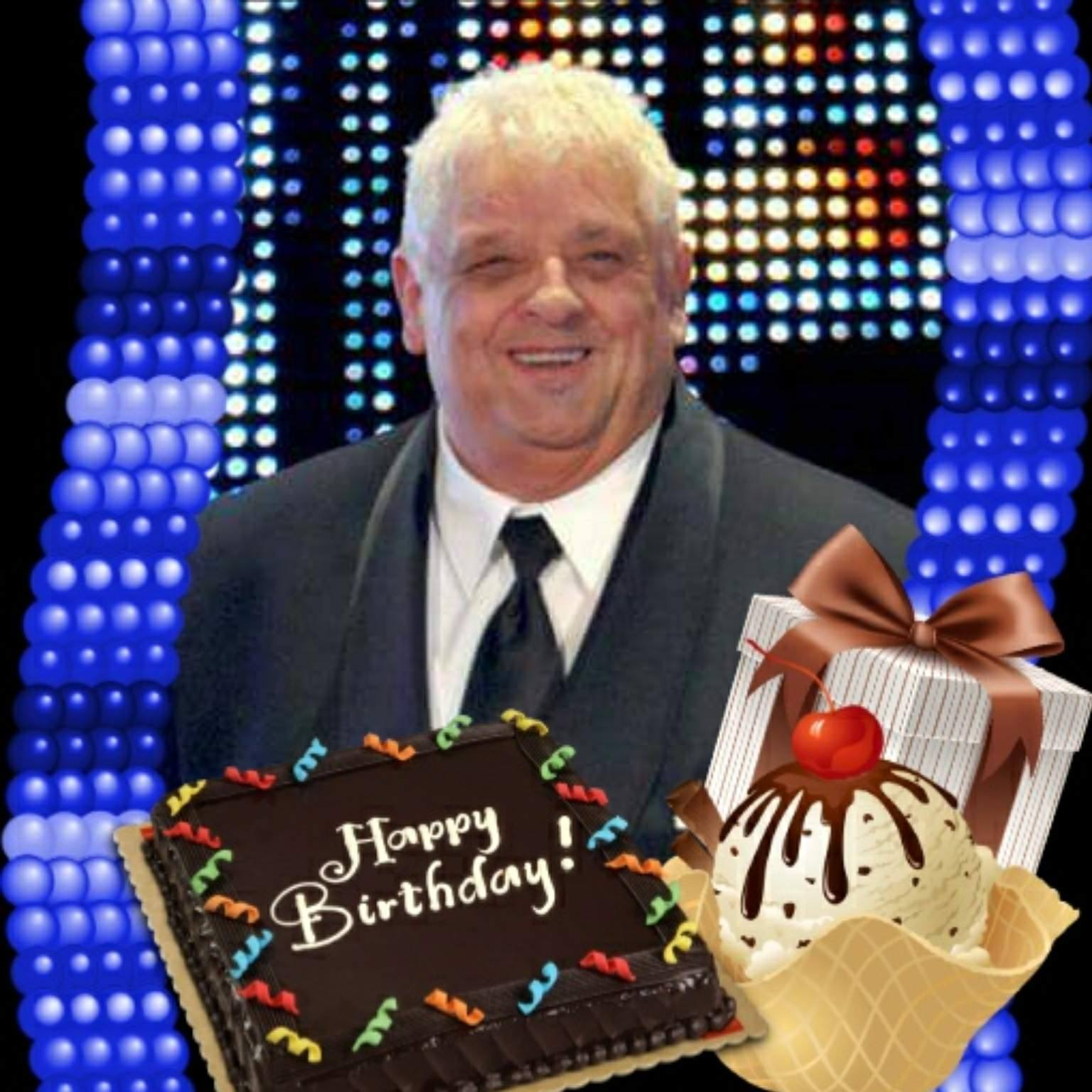 Happy birthday Dusty Rhodes R.I.P