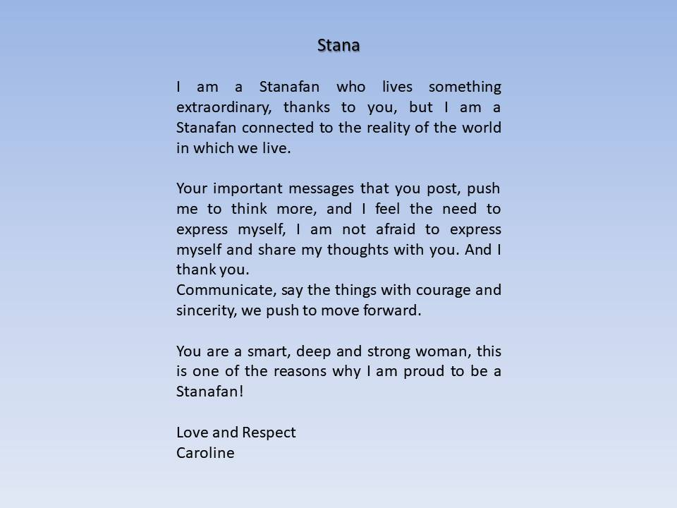 My thought of the day: Why I am a Stanafan? #StanaKatic <br>http://pic.twitter.com/9tuigTM7dB