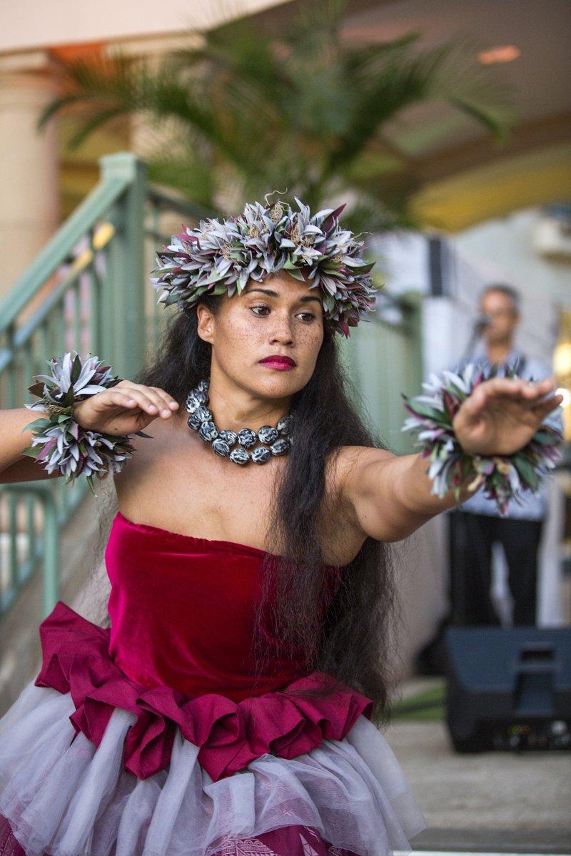 Polynesian hula history