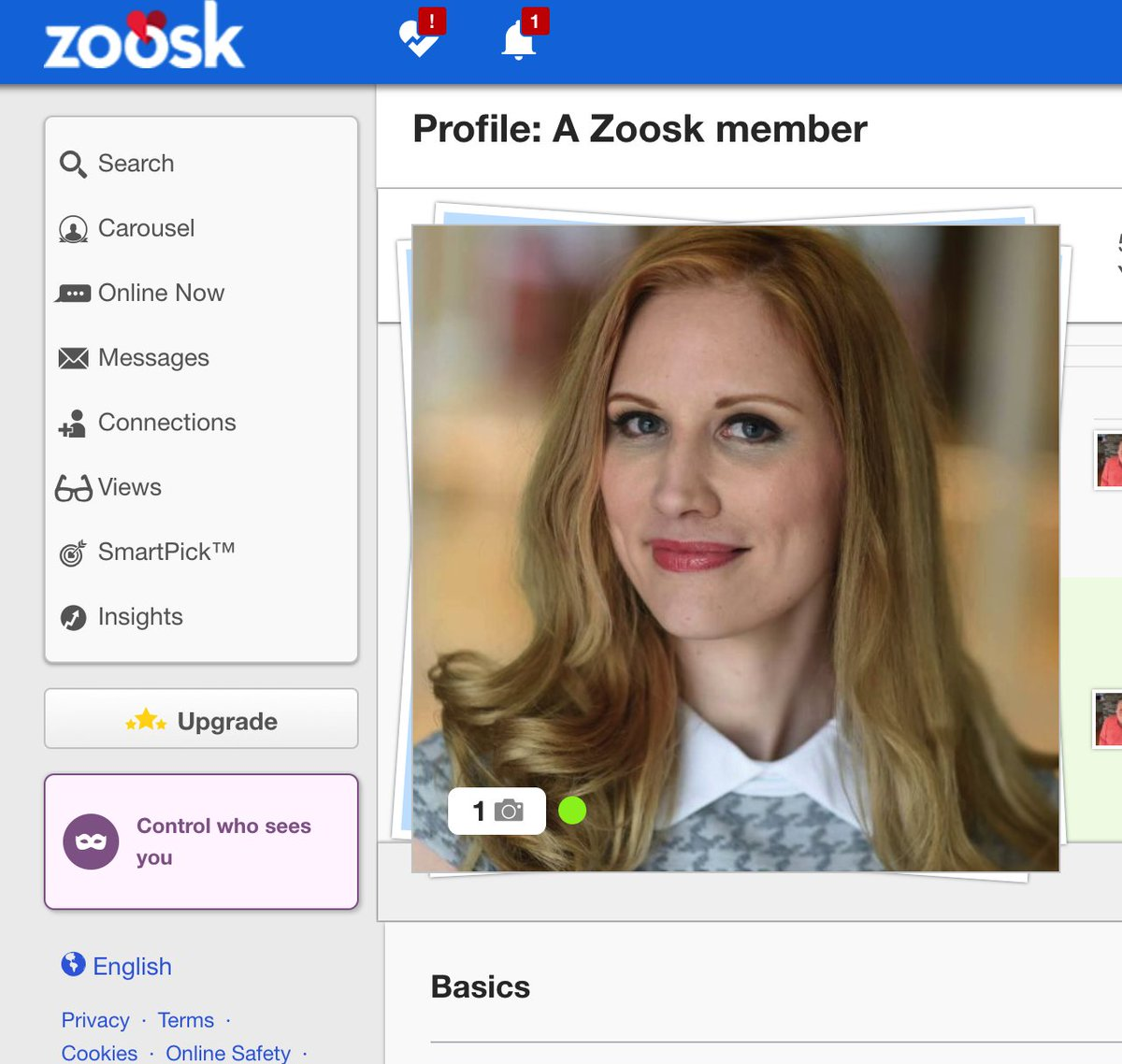 Zoosk official website 1