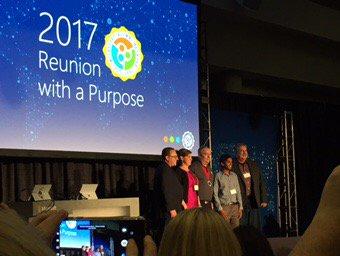 Integral Fellows for 2017 from Microsoft Alumni Network. Changing the world....still #msftalum <br>http://pic.twitter.com/tGCb2d6FAg