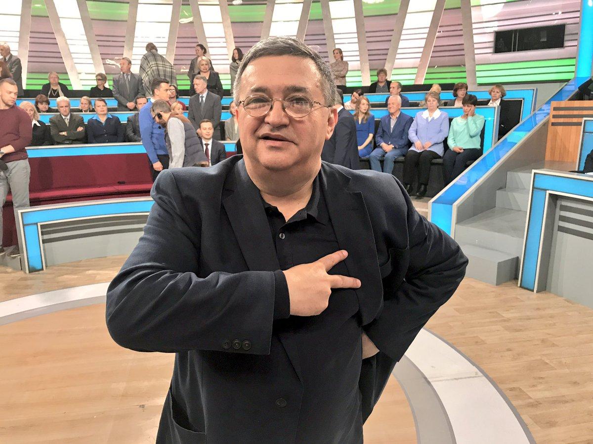 Американец Вайнер «сел в лужу» на российском ТВ с