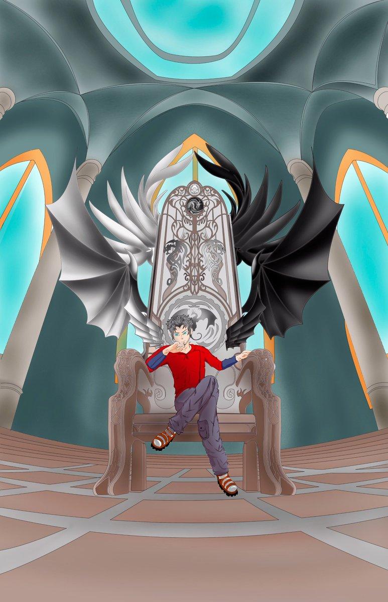 Drake Rajanj on Twitter El Rey de los Antimeta ha llegado a su