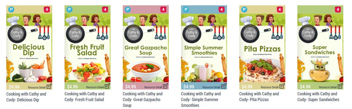 Our cookbooks help kids learn about how food comes to the table. Easy recipes for kids included.  http:// bit.ly/2g4ZEGK  &nbsp;   #FarmtoSchool101 <br>http://pic.twitter.com/ysCpEKg6Px